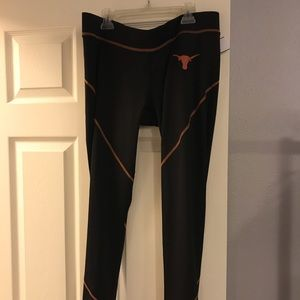 University of Texas leggings
